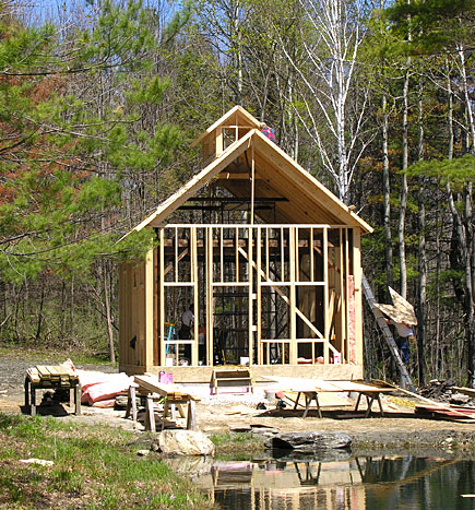 Glendenning    s Vermont Country Homes   Design And Construction Of        The Sugar House